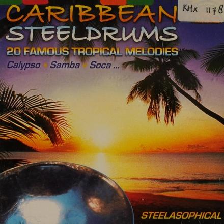 Carribean steeldrums