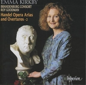 Opera arias and overtures. Vol. 2