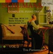 Complete piano trios Vol.2. vol.2