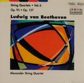 String quartets. Vol. 6