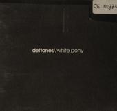 White pony - red box