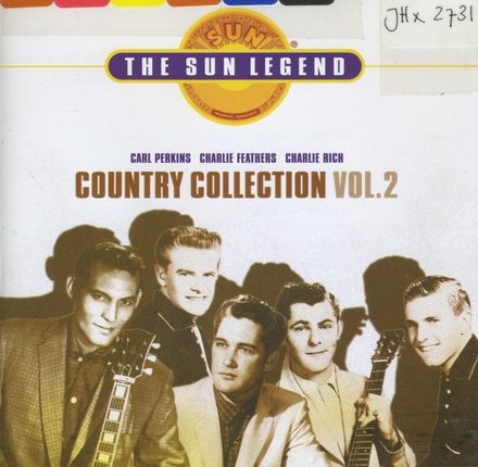 Country collection : the Sun legend. vol.2