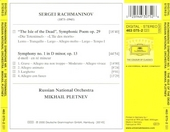 The isle of the dead op.29