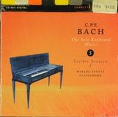 The solo keyboard music 5 : 'Leichte Sonaten' I. vol.5