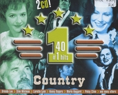 40 #1 hits : country