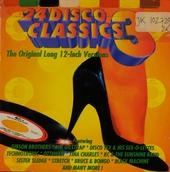 24 disco classics : the original long 12-inch versions. Vol. 3