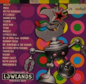 A campingflight to Lowlands Paradise 2000