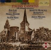 Italian cantatas with obbligato instruments