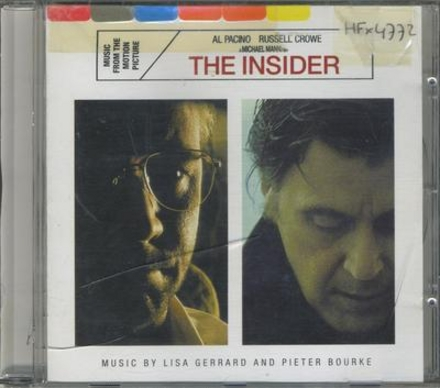 The insider : music from the motion picture