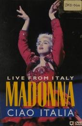 Ciao Italia : Live from Italy