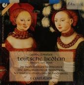 Die Heidelberger Liedmeister. Vol. 3