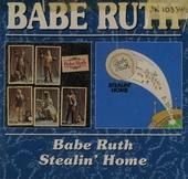 Babe Ruth ; Stealin' home