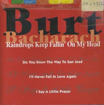 Raindrops keep fallin' on my head