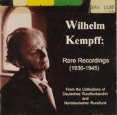 Rare recordings (1936-1945)