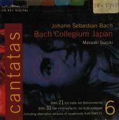 Cantatas. [Vol.] 6