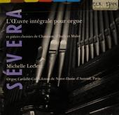 L'oeuvre intégrale pour orgue