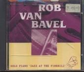 "Solo piano ""Jazz at the Pinehill"""