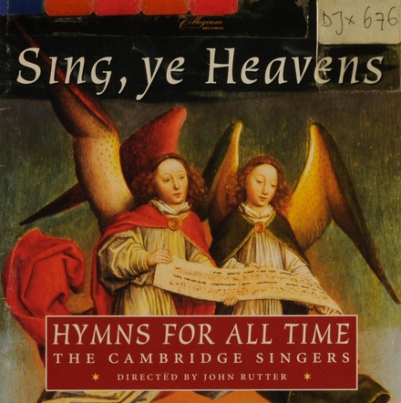 Sing, ye heavens : Hymns for all time