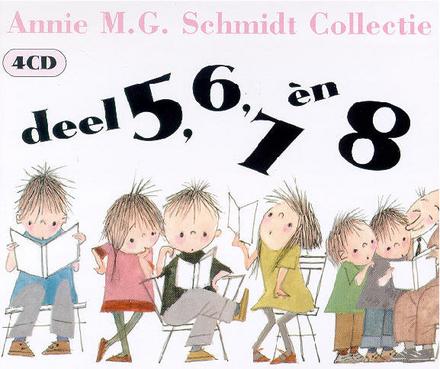 Collectie. Vol. 5-8, Jip & Janneke ; Huisdieren ; Onderweg ; De dingen om ons heen