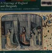 A marriage of England and Burgundy