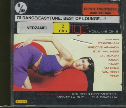 The best of lounge. vol.1