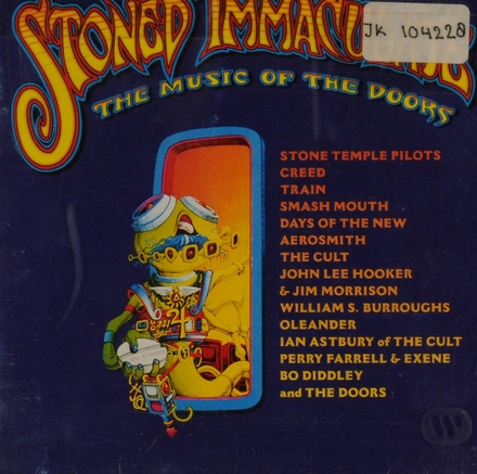 Stoned immaculate : the music of The Doors