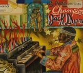 A portrait of Champion Jack Dupree