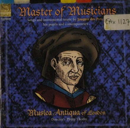Master of musicians