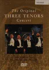 Original concert/Domingo/Pavarotti/Ca