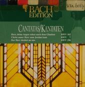 Cantatas BWV 102, 7 & 196