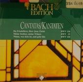Cantatas BWV 116, 13 & 144