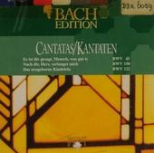 Cantatas BWV 45, 150 & 122