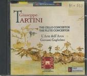 Cello/flute concertos