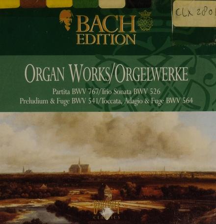Partita BWV 767