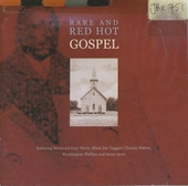 Rare and red hot gospel