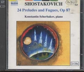 24 preludes and fugues, op.87