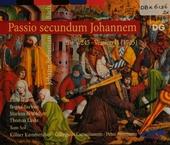 Passio secundum Johannem : version II (1725)