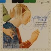 Almisonis melos : Latin motets & mass fragments in the Ivrea Codex