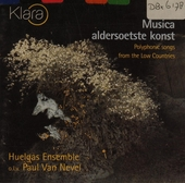Musica aldersoetste konst : polyphonic songs from the Low Countries
