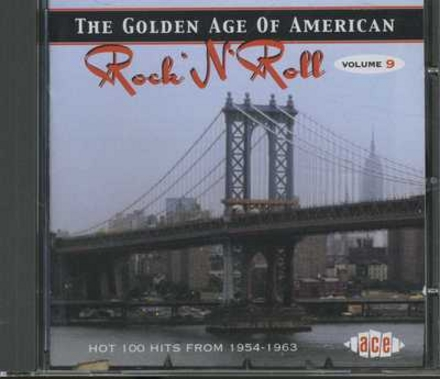 The golden age of American rock'n'roll. vol.9