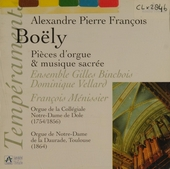 Pièces d'orgue & musique sacrée