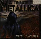 A tribute to Metallica : metallic assault