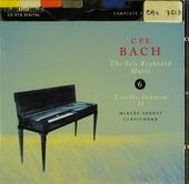 The solo keyboard music 6 : 'Leichte Sonaten' II. vol.6