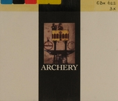 Archery rehearsal