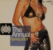 The annual Ministry Of Sound : spring 2001
