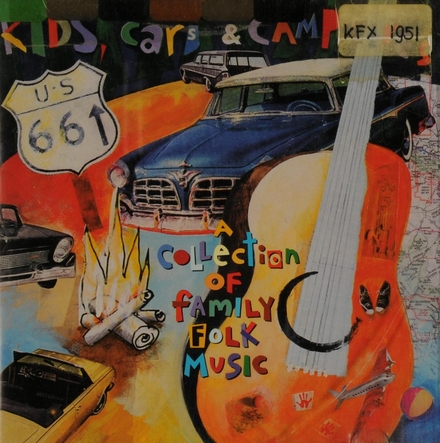 Kids, cars & campfires