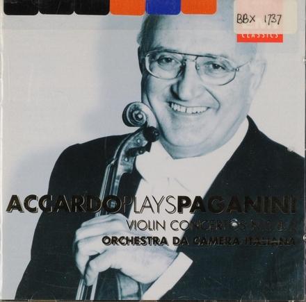 Violin concertos n.0 & 2