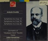 Symphony no.4 in d minor op.13