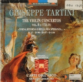 The violin concertos (vol.8). vol.8
