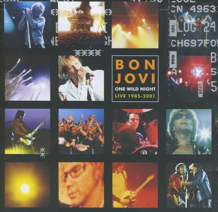 One wild night : live 1985-2001